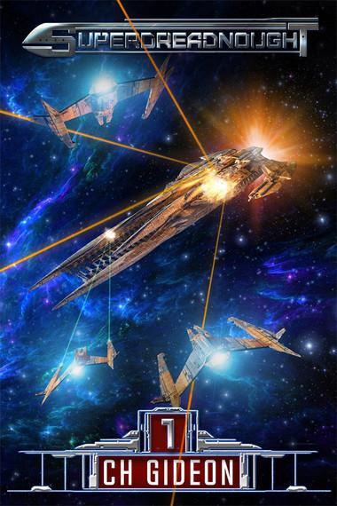 Superdreadnought book 1 - novel