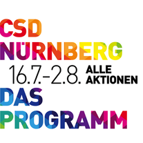 CSD NÜRNBERG 2020 - PROGRAMM