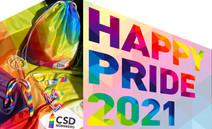 HAPPY PRIDE 2021