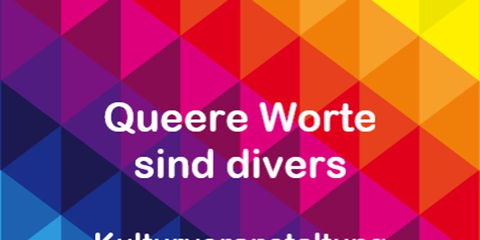 Queere Worte sind divers