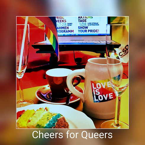 Cheers for Queers – Celebrate your Pride