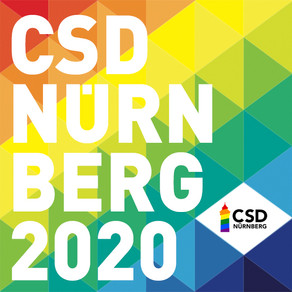 DER CSD NÜRNBERG 2020