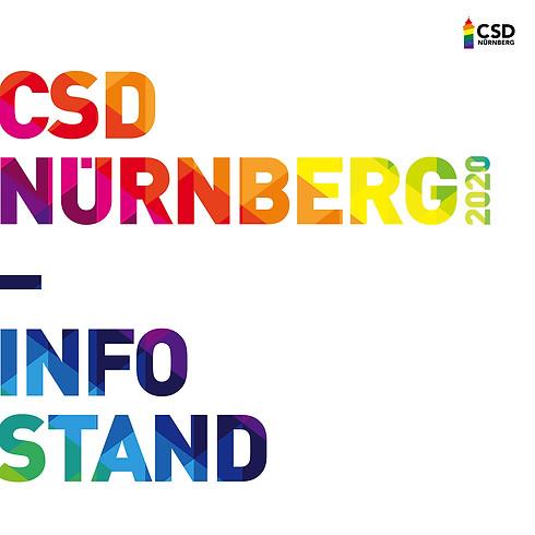 Infostand - CSD Nürnberg