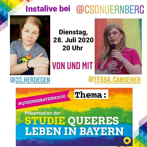 Queeres Leben in Bayern mit Tessa Ganserer