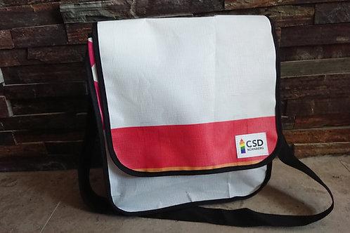 CSD-Nürnberg Banner-Tasche groß