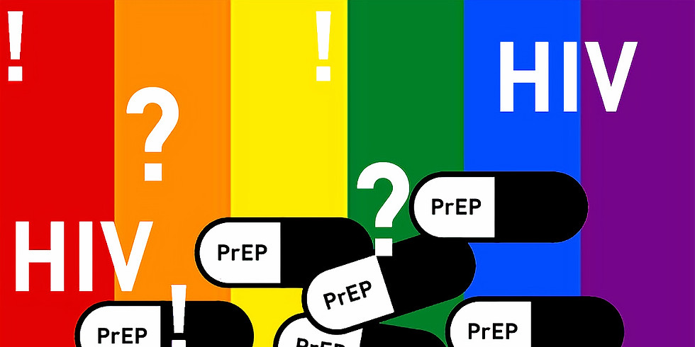 ABGESAGT - HIV & PrEP FAQ's 2020