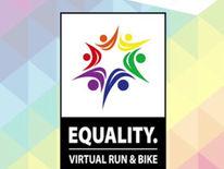 EQUALITY. VIRTUAL RUN & BIKE