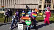 dyke*march Nürnbergs Foto-Ausstellung zum Tag der lesbischen Sichtbarkeit 2021