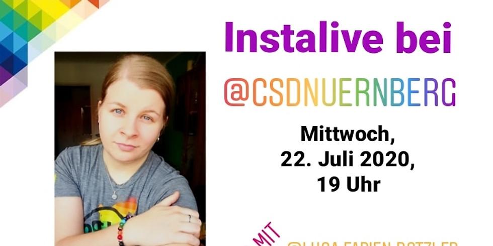 Insta-Live: m/w/d - Was ist eigentlich divers*?