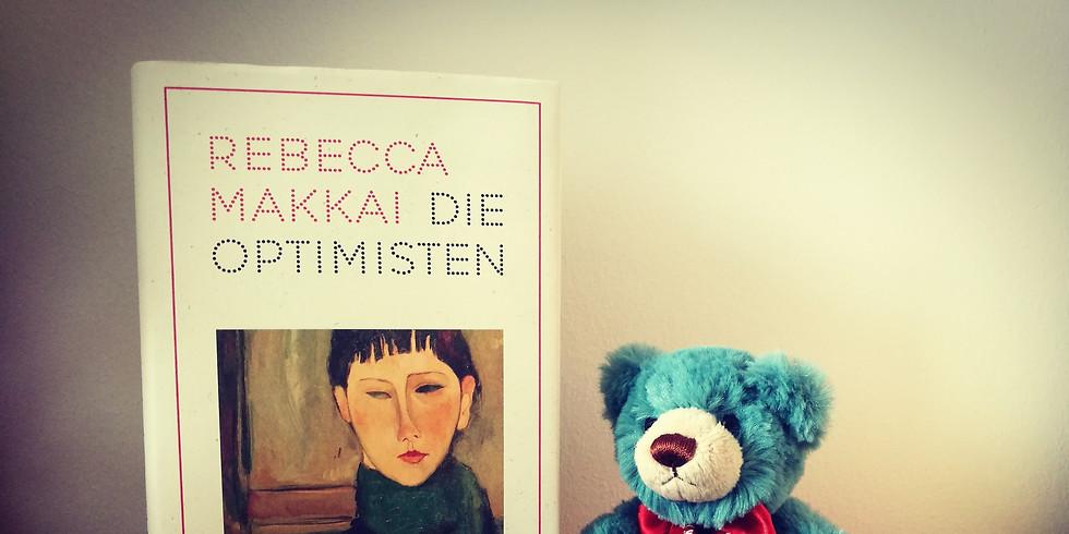 Lesung aus dem Buch von Rebecca Makkai: Die Optimisten