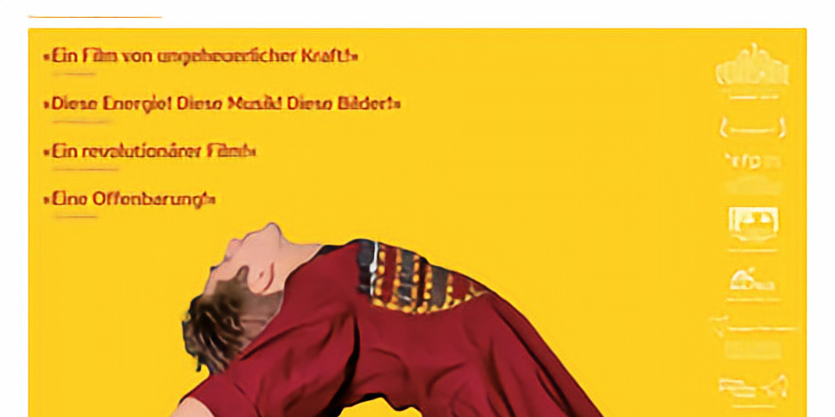 """Sommernachtfilmfestival - """"Als wir tanzten"""""""