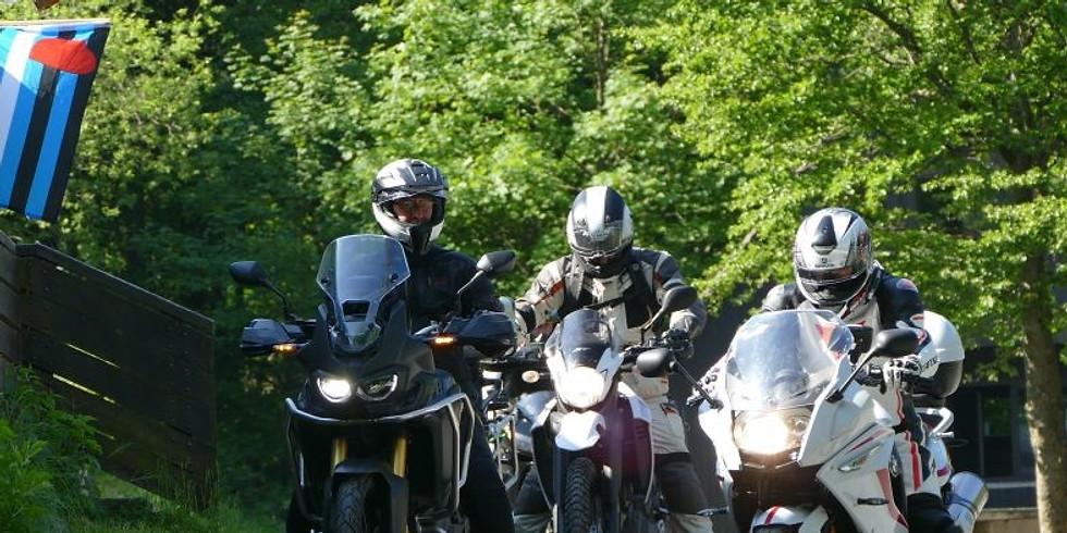 NEUER TERMIN: Motorrad-Tour