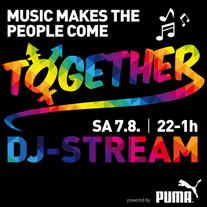 TOGETHER DJ-STREAM