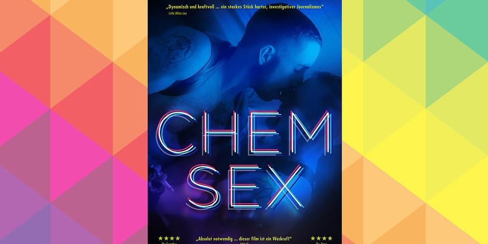 """AUSGEBUCHT """"Chemsex"""" Film mit Diskussionsveranstaltung"""