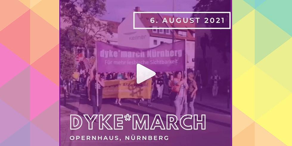 dyke*march Nürnberg