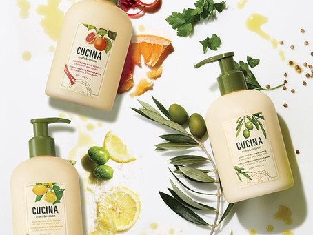 Cucina: cu·ci·na, a noun, a cooking style. What is cooking with Avon Cucina?
