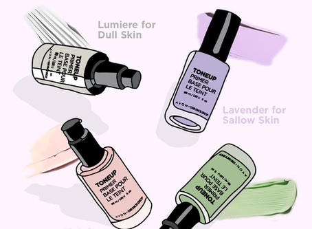 Skin Tone Correctors and Primers. What Are They and Do I Really Need Them?