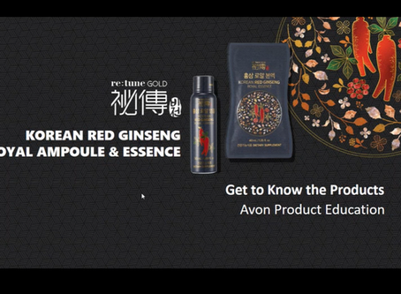 How Can I Protect Myself Against Covid 19? Boost Your Immune System with Avon's Red Ginseng?