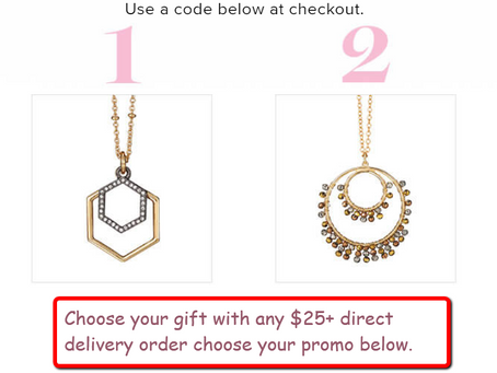 Avon is stepping up with Direct Delivery Incentives!! Get your freebies here!