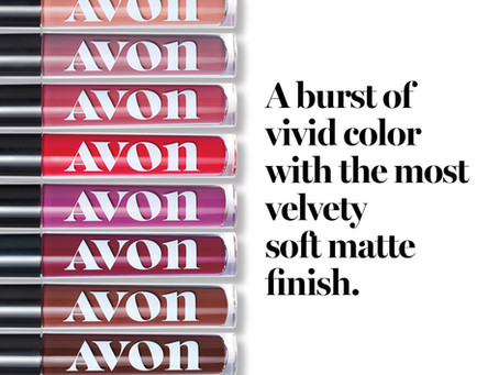 Avon's new answer to Lip Sence as Avon Introduces the Matte Lip Wand and Then Ink Tint Tattoo Matte
