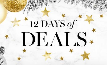 Twelve Days of Avon Deals!