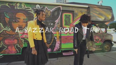A BAZZAR ROAD TRIP