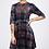 Thumbnail: Jawbreaker No Heart Velvet Tartan Dress