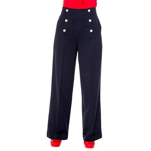 Banned Retro Adventure Ahead Trousers