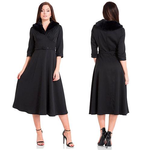 Lia Black Dress Voodoo Vixen