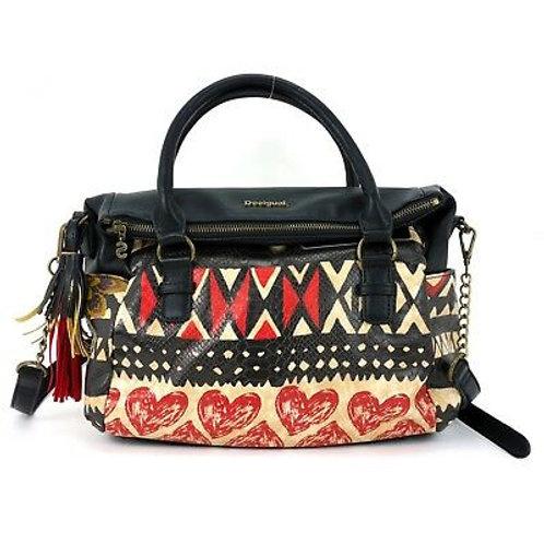 Desigual Bols Liberty Afrika Love Bag