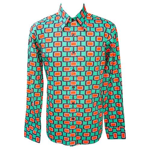Chenaski 70's Green Screen Shirt