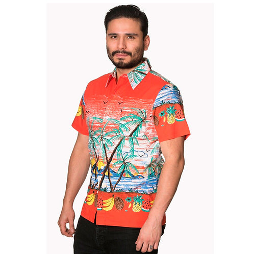 Banned Tropical Shirt