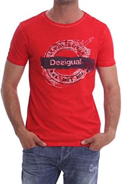 Desigual Underground T Shirt