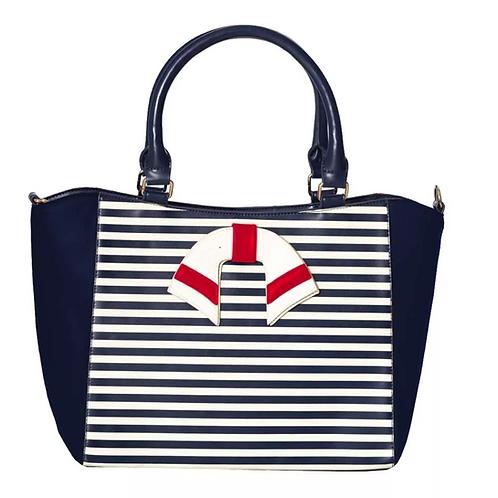 Dancing Days Vintage Nautical Bag