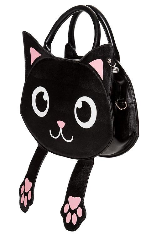 Banned Retro Bag Of Tricks (Magnetic) Cat Bag