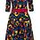 Thumbnail: Voodoo Vixen Prairie Poppy Cat Dress
