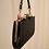 Thumbnail: Banned Retro Simone Black Glitter Bag