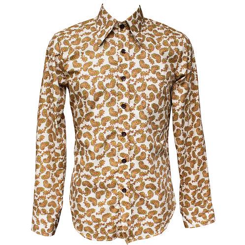Chenaski Paisley Shirt