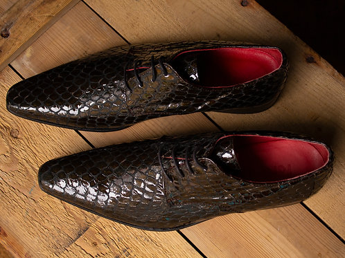 Italian Leather Wingtips