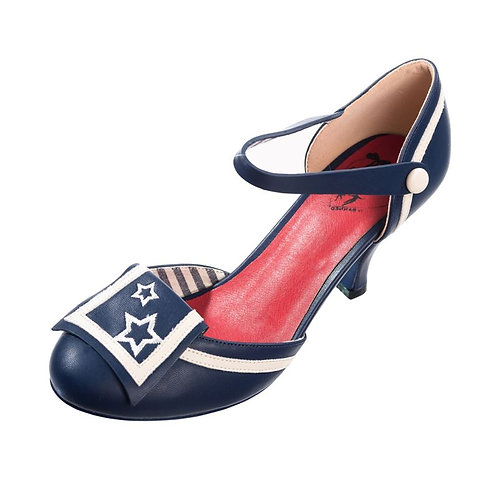Dancing Days Beaufort Spice Nautical Shoes