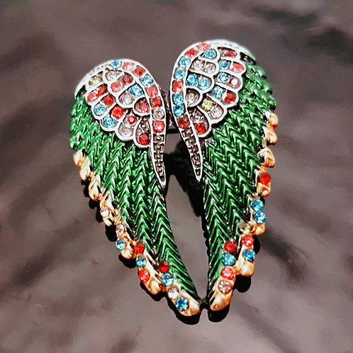 Evergreen Angel Wings