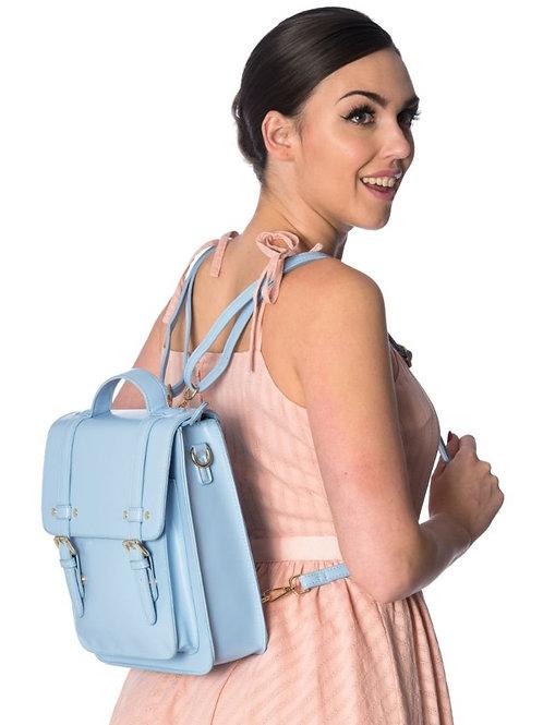 Banned Retro Cohen Multiway Bag Blue