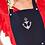 Thumbnail: Voodoo Vixen Anchor Embroidered Jumpsuit