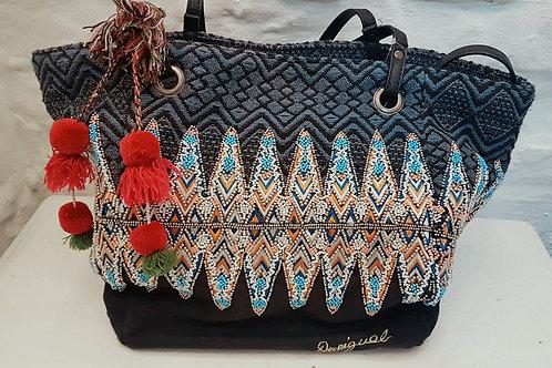 Desigual Capazo Uma Bag