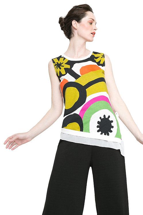 Desigual Women's Asymmetric Altas Tunic