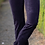 Thumbnail: Amazing Woman Aubergine Velvet Trousers