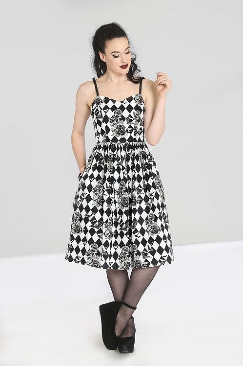 Hell Bunny Hauntley Dress