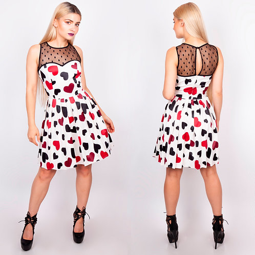 Hearts Desire Dress by Jawbreaker