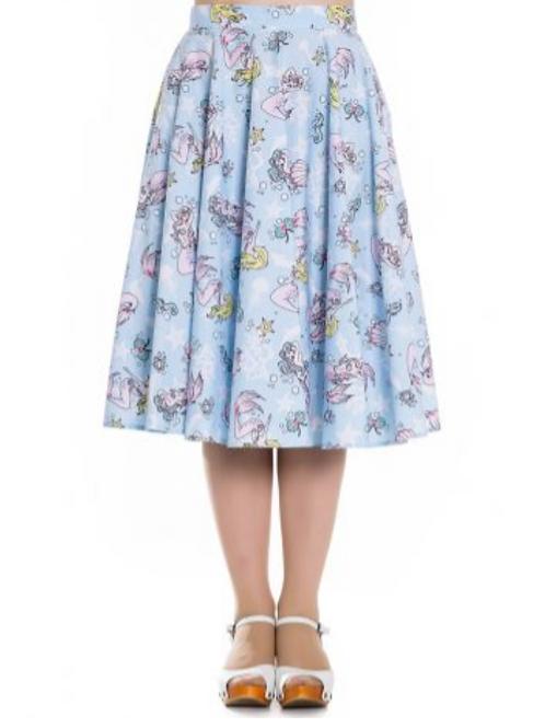 Hell Bunny Andrina Mermaid Skirt
