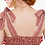 Thumbnail: Voodoo Vixen Harlow Red Gingham Strappy Jumpsuit